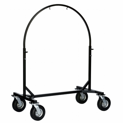 """36"""" Gongs on the Corps Design Adjustable Marching Band Gong Stand"""