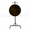 """SOLD OUT 36"""" Trung Sisters Vietnamese Gong on Meinl Tam Tam Gong Stand - FREE SHIPPING"""