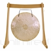 """38"""" Wind Gong on the Unlimited Revelation Gong Stand  - FREE SHIPPING - SOLD OUT"""