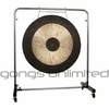 "SOLD OUT 40"" Chau Gong on Astral Reflection Gong Stand"