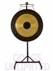 """40"""" Chau Gong on the Meinl Gong/Tam Tam Pro Stand (TMGS-2)"""