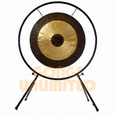 """44"""" Chau Gong on Center Yourself Stand - FREE SHIPPING - SOLD OUT"""