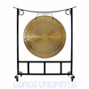 """44"""" Wind Gong on the Large Asclepius Stand - FREE SHIPPING - SOLD OUT"""
