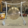 "52"" Gongs on the Soul Answer Gong Stand - CUSTOM ORDERED"