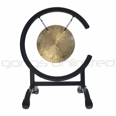 """6"""" Wind Gong on High C Gong Stand - FREE SHIPPING"""