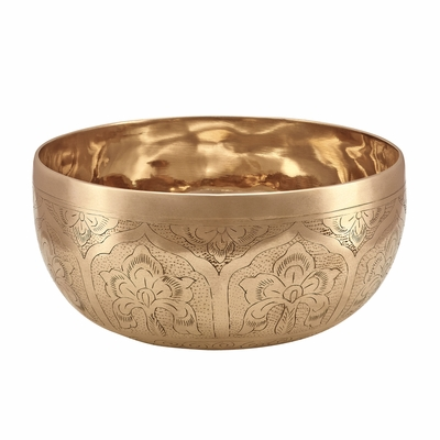 "7.1"" MEINL Special Engraved Singing Bowls (SE-800)"