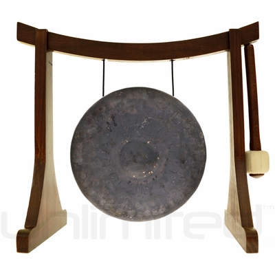 """7"""" Mother Bao Gong on Lifting Buddha Stand - FREE SHIPPING"""