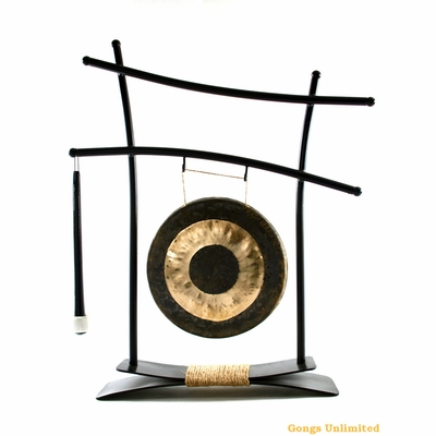 """8"""" Chau Gong on Parallel Universe Gong Stand - FREE SHIPPING"""