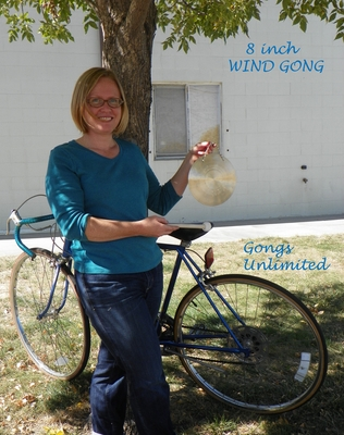 """8"""" Wind Gong"""