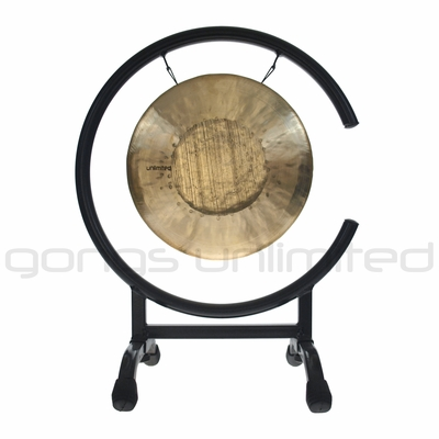 "9"" Opera Gong on High C Gong Stand - FREE SHIPPING"