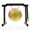 """7"""" Ma Gong on the Tiny Atlas Stand - Black - FREE SHIPPING"""