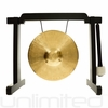 """7"""" Bao Gong on the Tiny Atlas Stand - Black - FREE SHIPPING"""