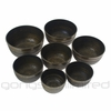 Spinners! Set of 7 Nepalese Singing Bowls O'Chakra with Mallet, Mat & Box - FREE SHIPPING - SOLD OUT