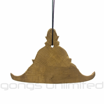 "SOLD OUT! - 4.5"" Plain Burma Bell from Thailand"