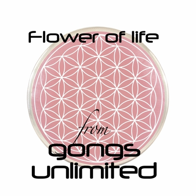 Flower Of Life Gongs