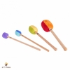 CLICK HERE for Chakra Mallets by Ollihess (for Gongs or Singing Bowls)