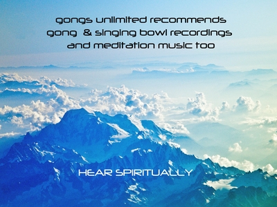 CLICK HERE for Gong Recordings