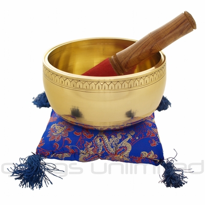 "CLICK HERE for Unlimited Nanda Devi Singing Bowls 6"" to 7"""