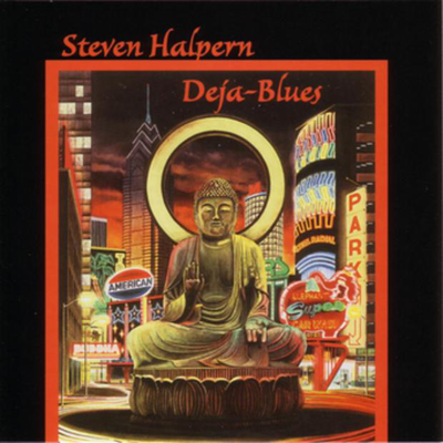 Deja-Blues by Steven Halpern