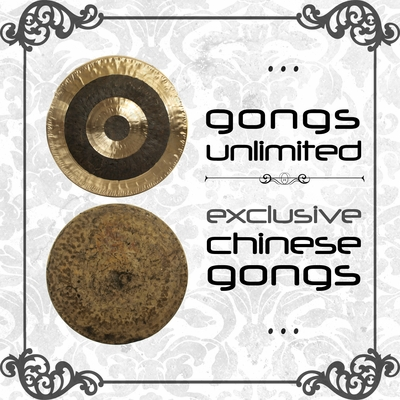 Gongs Unlimited Exclusive Chinese Gongs