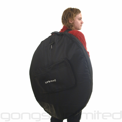 """Gongs Unlimited Gong Backpack for 30"""" to 32"""" Gongs"""