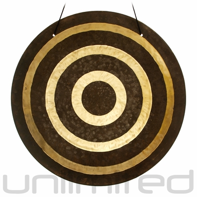 Gongs Unlimited Traditional Sun (Solar Flare) Gongs