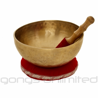 "10"" Unlimited Pumori Natural Singing Bowl"