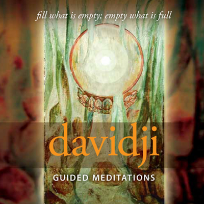 Guided Meditations: Fill What Is Empty; Empty What Is Full by David Ji