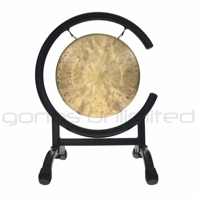 Various Gongs on the High C Gong Stand