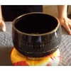 """Imperfect 7.5"""" Black Ching Bowl - A - FREE SHIPPING"""