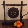 """Imperfect 8"""" Thai Gong on the Yes Siam Stand - FREE SHIPPING"""