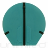 "Humes & Berg Hard Enduro Gong Case WITH PRO LINING for 32"" Gongs (TEAL)"