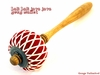 """Large Bali Bali Java Java Gong Mallet for 24"""" to 40"""" Gongs"""