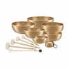 Meinl Chakra 7 Singing Bowl Set (SB-SET-CHA)