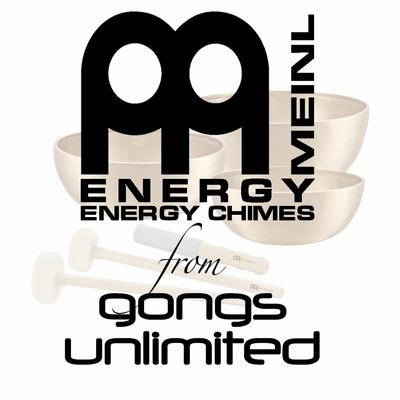 Meinl Energy Singing Bowls