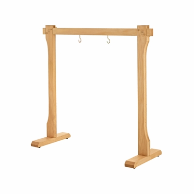 """Meinl Gong/Tam Tam Wood Stand with 26"""" to 28"""" Gongs (TMWGS-M) - SOLD OUT"""