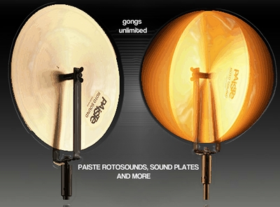 Paiste Rotosounds, Sound Plate, Disks, and More