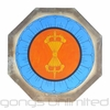 Georgey The Dorje - Ocean Drum from Nepal - FREE SHIPPING