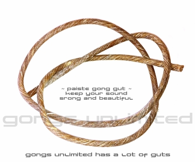 "Paiste Gong Gut for 30"" Gongs (GUT30SG) - FREE SHIPPING"