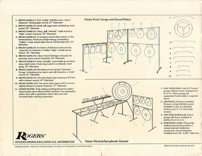 Paiste Gong History and Manufacture