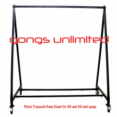"IN STOCK! Paiste Trapezoid Gong Stand for 60"" Gongs (ST49260)"