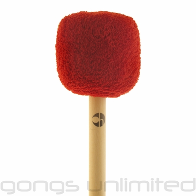 Ollihess Gong Mallet L355 (Red)