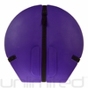 "Humes & Berg Hard Enduro Gong Case WITH PRO LINING for 32"" Gongs (PURPLE)"