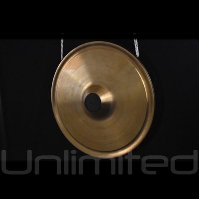 """22"""" VERY RARE UFIP Tuned Nipple Gong  SOLD"""