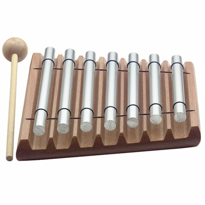 Stagg Hand Percussion 7 Chime Set (TC-7 NOTE)