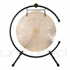"""24"""" Wind Gong on the Meinl Table Top Gong Stand (TMTGS-XL)"""