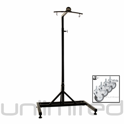 The Meinl Gong/Tam Tam Pro Stand with Wheels (TMGS-2-W)