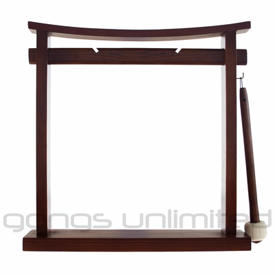 """The Pretty Chill Gong Stand for 7"""" to 8"""" Gongs"""