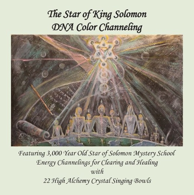 The Star of King Solomon DNA Color Channeling