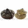 """3"""" Tingshas with Decorative Metal Case - FREE SHIPPING"""